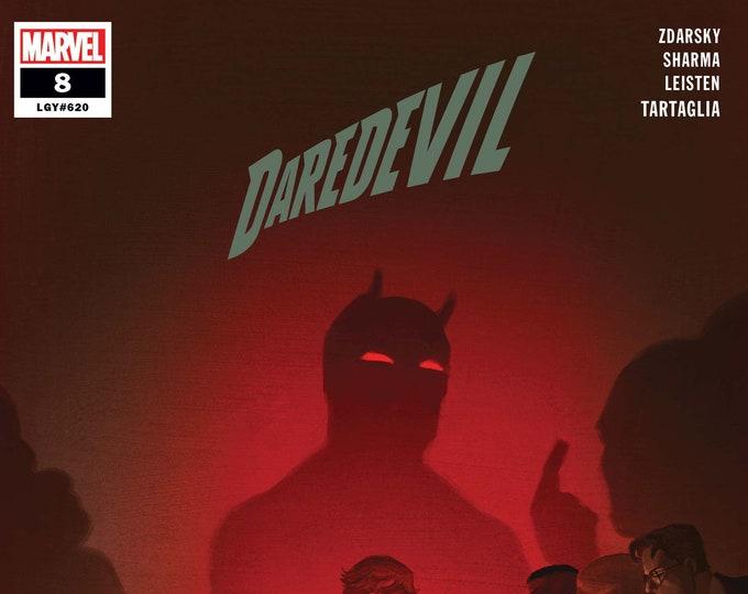 Daredevil #8 September 2019  Marvel Comics  Grade NM