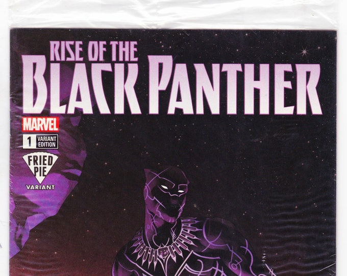 Rise of Black Panther #1 Fried Pie Variant   Marvel Comics   Grade NM  *MIP*