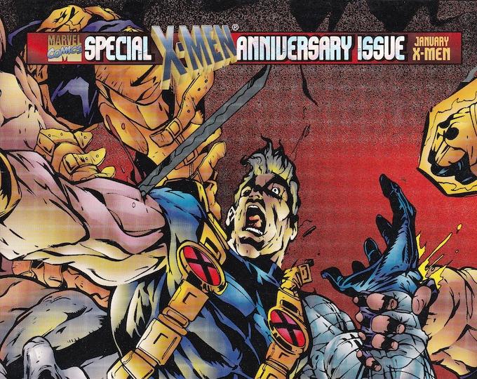 X-Force #50DA (1st Series 1991) January 1996   Marvel Comics  Grade NM