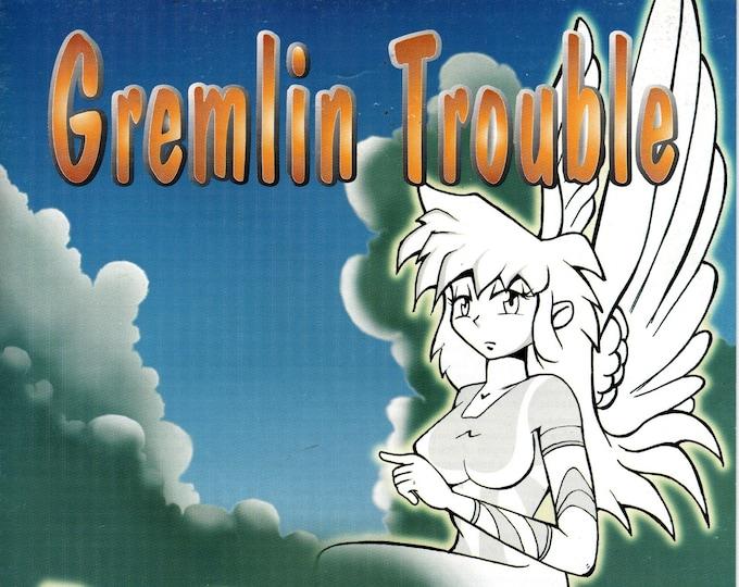 Gremlin Trouble #23 April 2000 Anti-Ballistic Pixelation Comics Grade VF