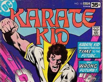 Karate Kid #15 (1976 Series) - August 1978 - DC Comics - Grade G