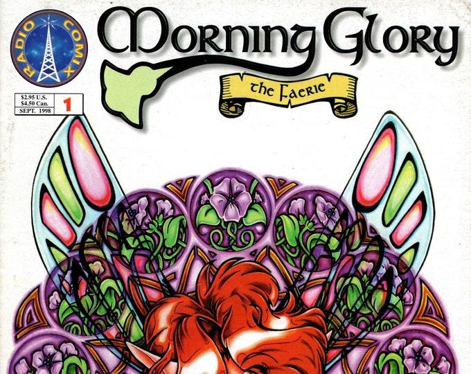 Morning Glory The Faerie #1   November 1998  Radio Comix  Grade VF