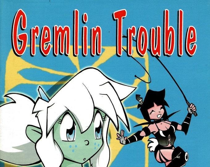 Gremlin Trouble #24 July 2000 Anti-Ballistic Pixelation Comics Grade VF