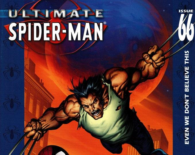 Ultimate Spider-Man #66 December 2004 Marvel Comics Grade VF