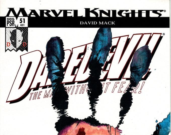 Daredevil #51 November 2003 Marvel Comics  Grade NM