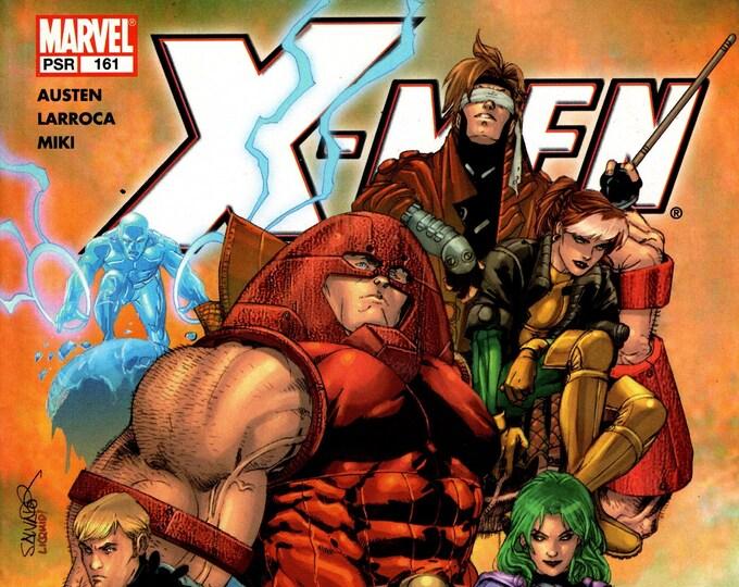 X-Men #161 (1991 1st Series) November Issue Marvel Comics  Grade Fine