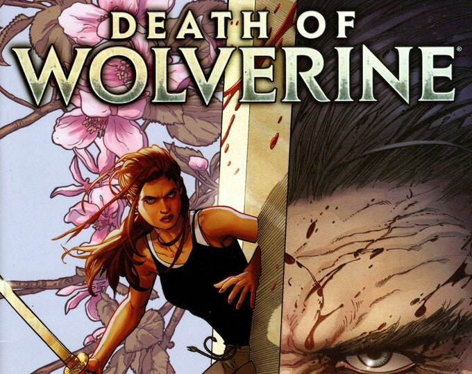 Death Of Wolverine #3 Cover A January Issue Marvel Comics Grade NM