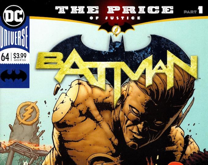Batman #64 (3rd Series) April Issue  DC Comics Grade NM