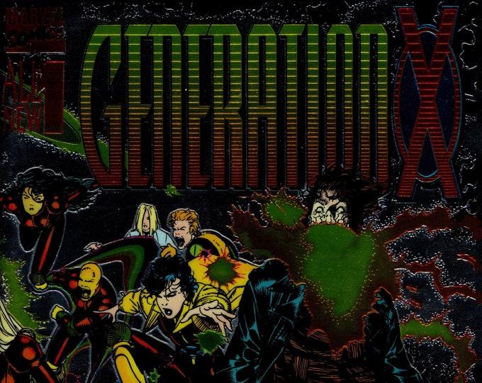 Generation X #1   November 1994   Marvel Comics   Grade NM