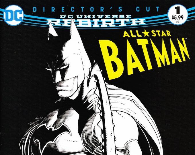 All Star Batman (Director's Cut) #1 October 2016 DC Comics Grade NM