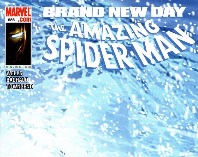 Amazing Spider-Man #556 June Issue Marvel Comics Grade NM