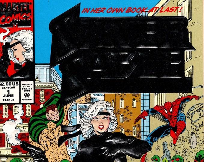 Silver Sable #1 June 1992  Marvel Comics  Grade NM