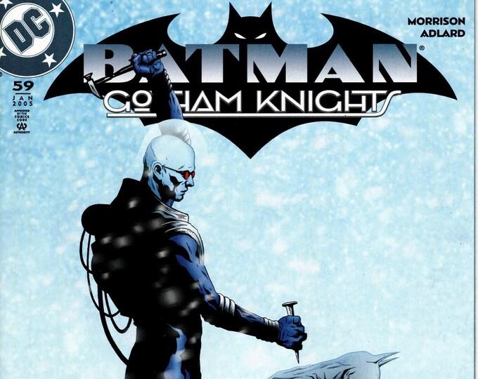 Batman Gotham Knights #59 (Fire & Ice) January 2005 DC Comics Grade NM