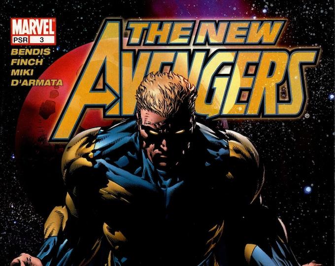 The New Avengers #3 March 2005  Marvel Comics  Grade VF