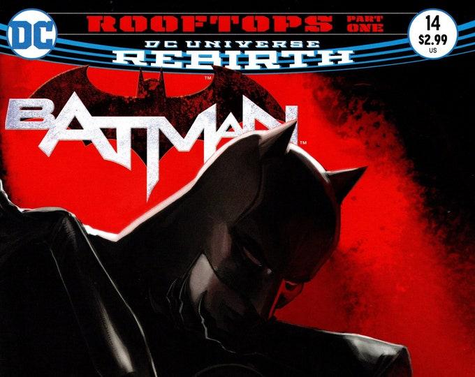 Batman #14 Cover A March Issue DC Comics Grade NM