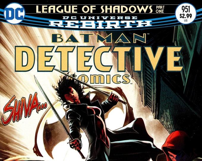 Detective Comics #951 Cover A April 2017 DC Comics Grade NM