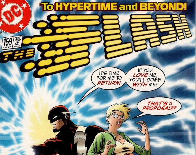 Flash #159 (1987 2nd Series) April 2000 DC Comics Grade NM