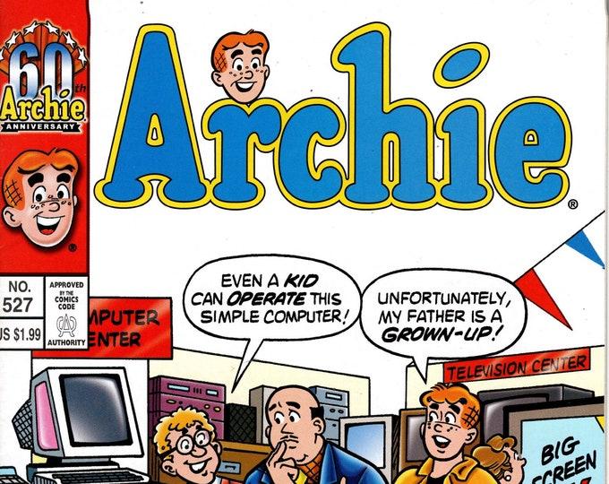 Archie 527 November 2002  Archie Publications Grade NM