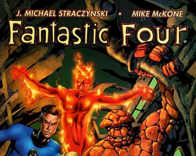 Fantastic Four #527 July 2005  Marvel Comics  Grade F/VF