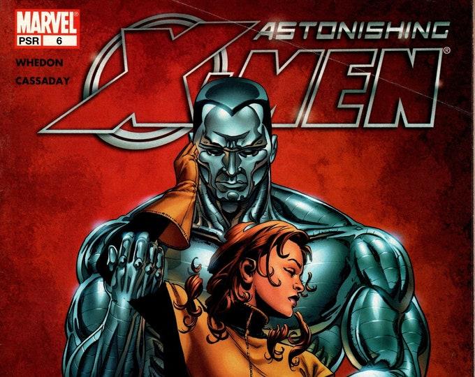 Astonishing X-Men #6 December 2004  Marvel Comics  Grade Fine