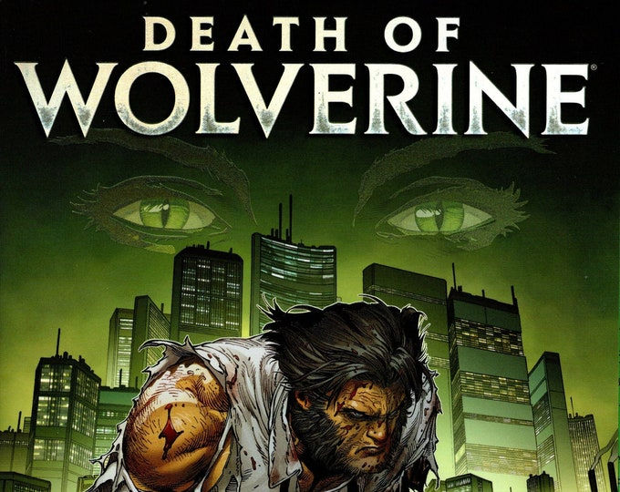 Death Of Wolverine #2 Cover A November Issue Marvel Comics Grade NM