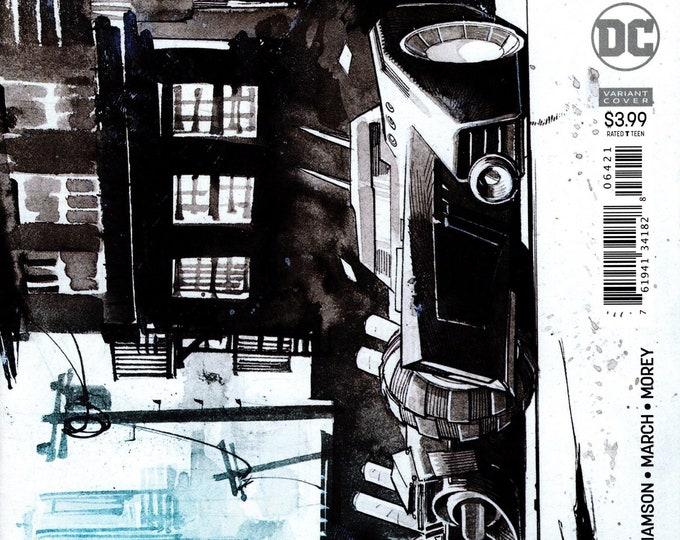Batman #64 Variant Cover (3rd Series) April 2019  DC Comics Grade NM