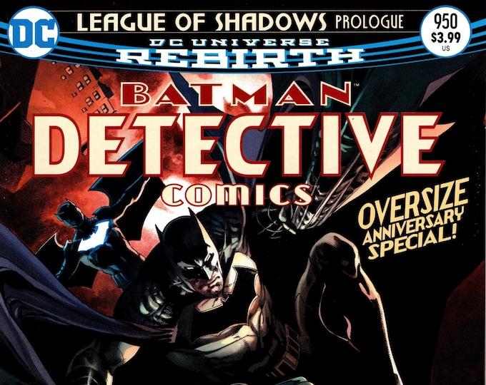 Detective Comics #950 Cover A April 2017 DC Comics Grade NM