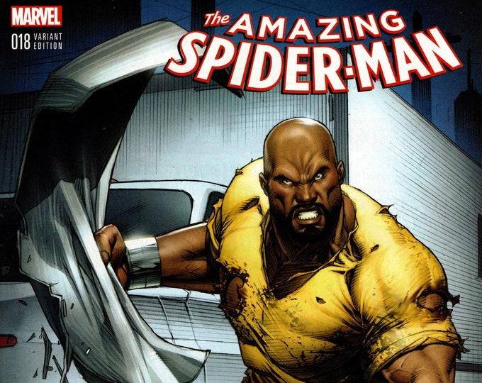 Amazing Spider-Man #18 (Legacy #774) Variant Cover B November Issue Marvel Comics Grade NM