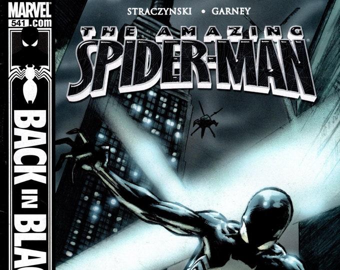 Amazing Spider-Man #541 June Issue Marvel Comics Grade VF
