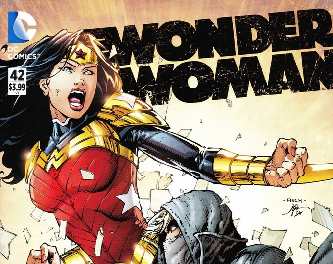 Wonder Woman #42 Cover A September Issue DC Comics  Grade NM