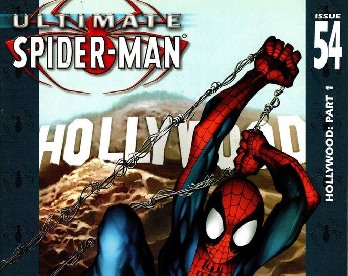 Ultimate Spider-Man #54 May 2004 Marvel Comics Grade VF