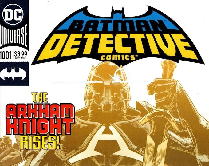 Detective Comics #1001 (3rd Series) June 2019  DC Comics    Grade NM