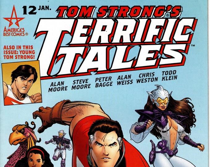 Tom Strong's Terrific Tales #12 January 2005 America's Best Comics Grade VF