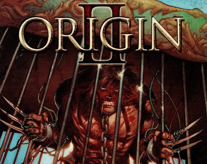Origin II #3 (Wolverine) April Issue Marvel Comics Grade NM