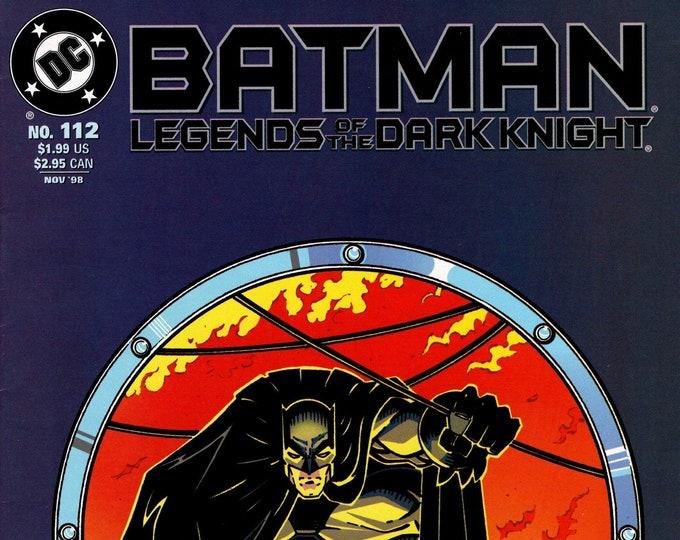 Batman Legends of the Dark Knight #112 November 1998  DC Comics  Grade NM