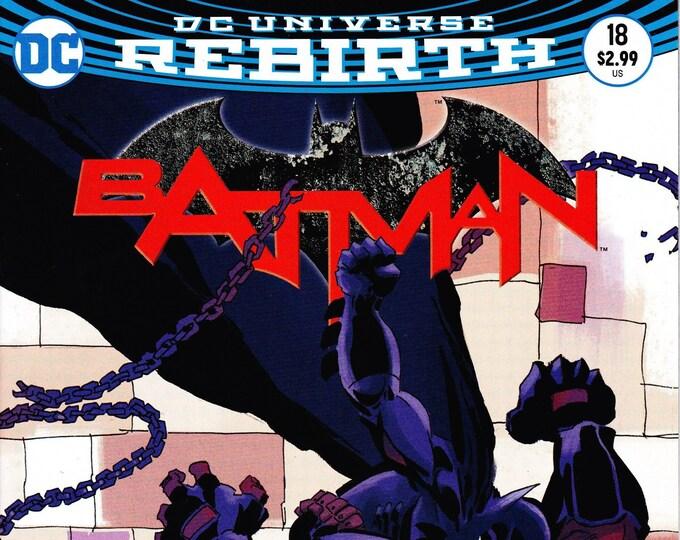 Batman #18 Cover B May 2017 DC Comics Grade NM
