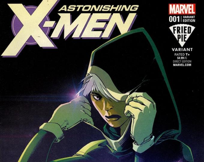 Astonishing X-Men #1 BAM! Variant Cover September Issue  Marvel Comics  Grade NM