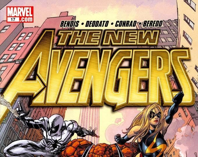 The New Avengers #17 December 2011  Marvel Comics  Grade NM