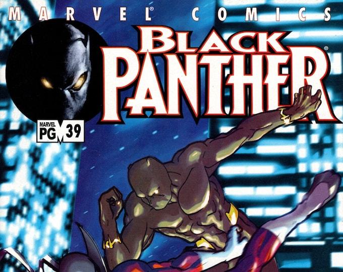 Black Panther #39 February 2002  Marvel Comics Grade NM