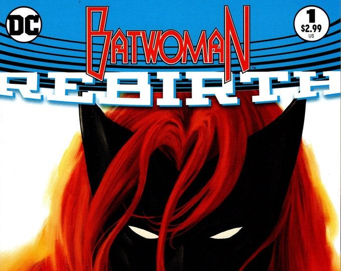 Batwoman Rebirth #1 Cover A April Issue DC Comics  Grade NM