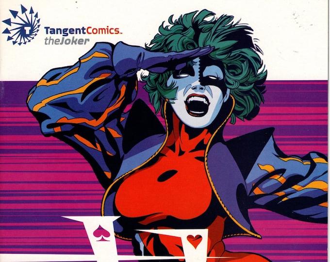 Tangent Comics The Joker's #1    December 1997   DC Comics   Grade NM