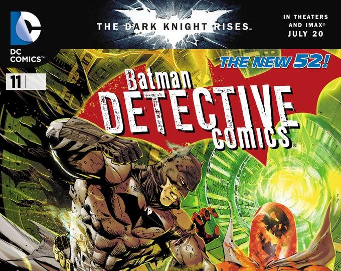 Detective Comics #11 September 2012 DC Comics Grade NM