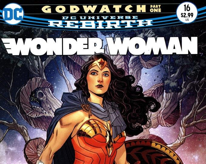 Wonder Woman #16 Cover A April Issue DC Comics Grade NM