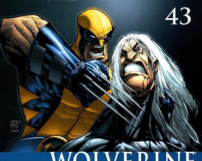 Wolverine #43 August 2006 Marvel Comics Grade NM