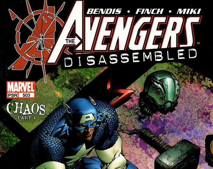 Avengers #503 December Issue Marvel Comics  Grade VF
