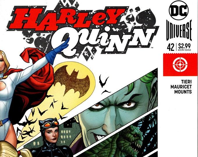 Harley Quinn #42 Cover B June Issue  DC Comics  Grade NM