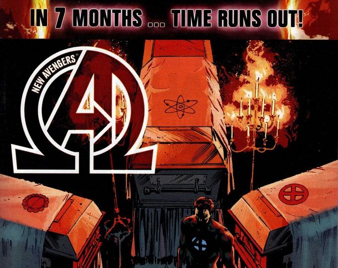The New Avengers #25 December 2014  Marvel Comics  Grade NM