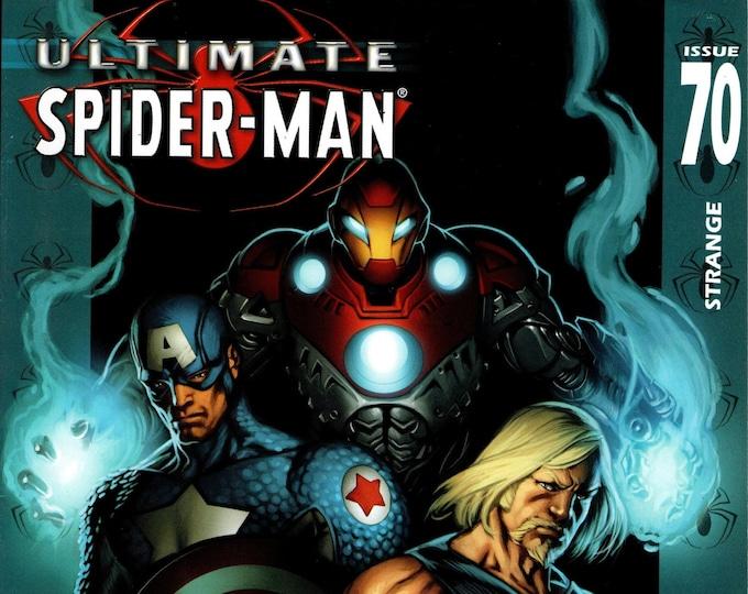 Ultimate Spider-Man #70 February 2005 Marvel Comics Grade VF