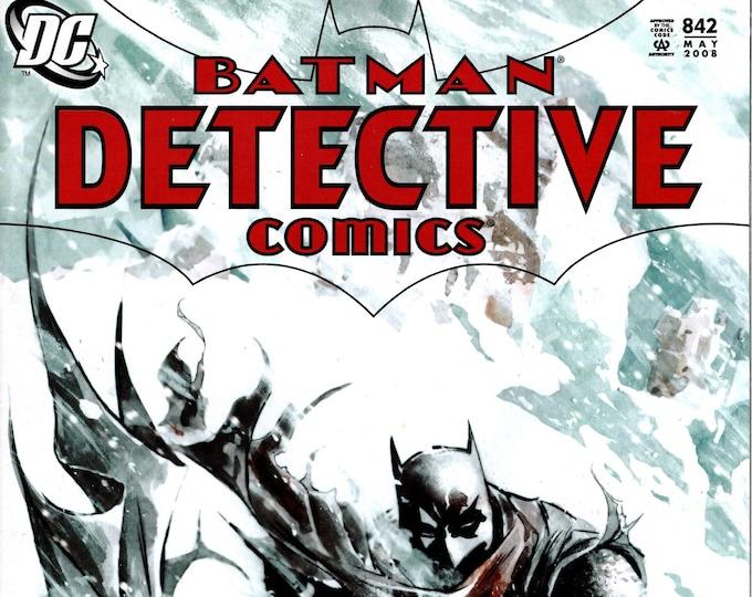 Detective Comics #842 (1st Series) May Issue DC Comics Grade NM