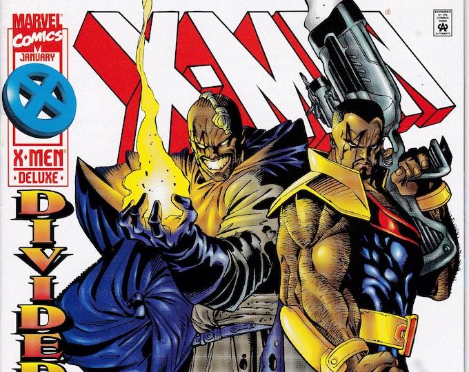 X-Men #48 (1991 1st Series) January 1996   Marvel Comics   Grade NM
